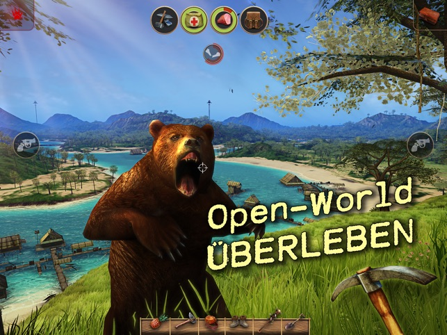 Radiation Island Screenshot