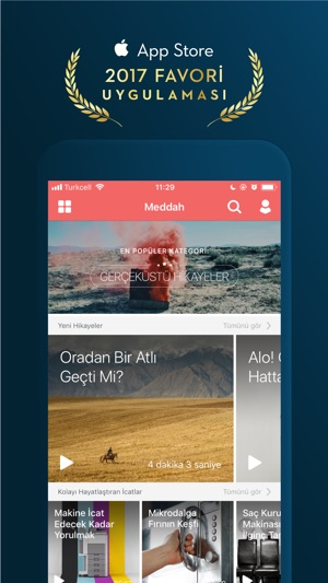 Meddah Screenshot