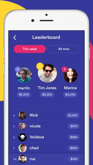 HQ - Live Trivia Game Show Screenshot