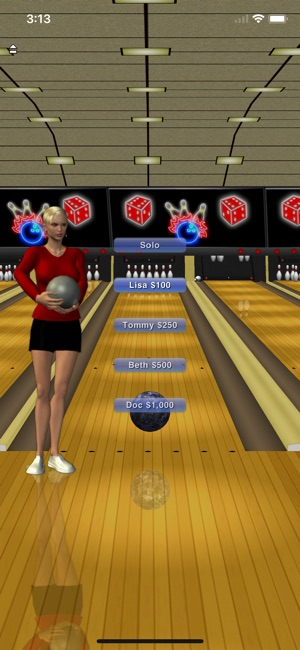 Vegas Bowling Lite on the App Store