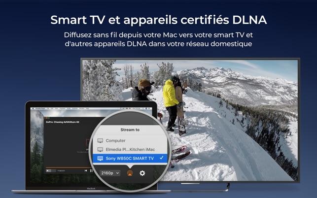 Elmedia:universal video player Capture d'écran