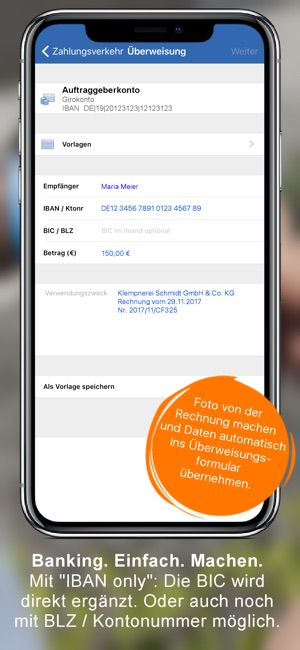 StarMoney - Banking für alle Screenshot
