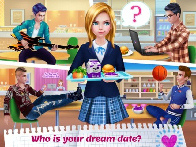 High School Crush Screenshot