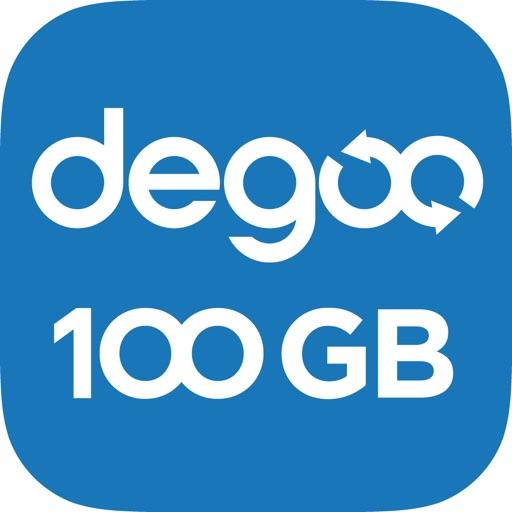 Degoo: 100GB クラウドバックアップ