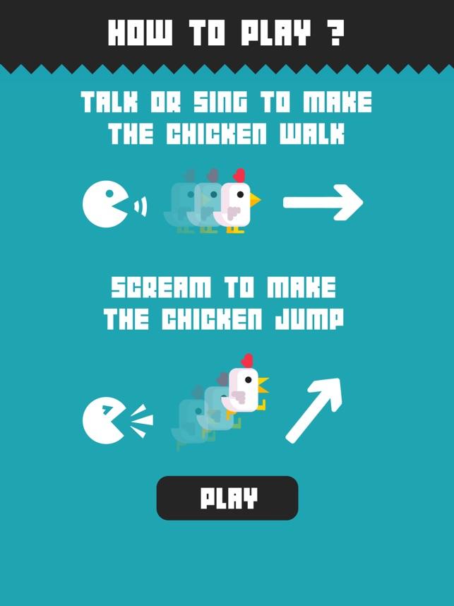 Chicken Scream Screenshot