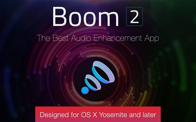 Boom2:Volume Boost & Equalizer Screenshot