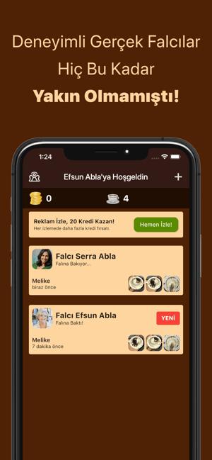 Efsun Abla - Gerçek Kahve Falı Screenshot