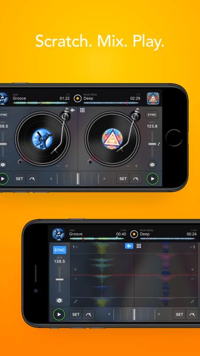djay - DJ App & AI Mixer Screenshot 02 57tpe1n