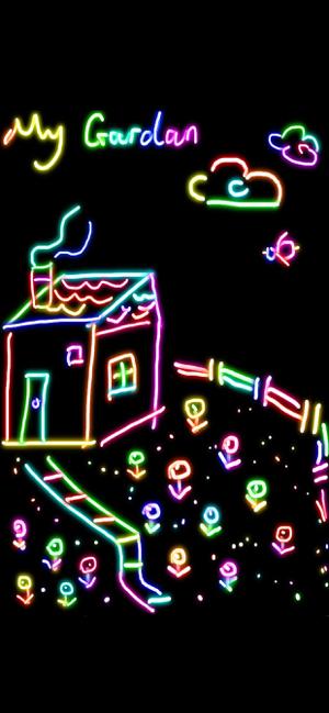 Joy Doodle: Movie Color & Draw Screenshot