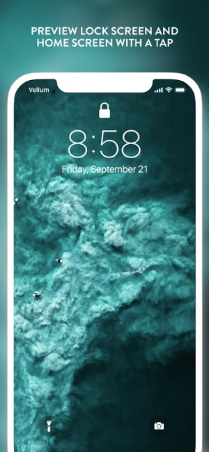 ‎Vellum Wallpapers Screenshot