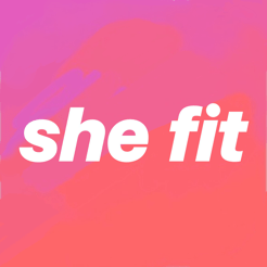 ‎She Fit - Weight Loss Workouts