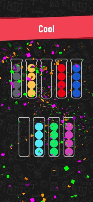 Ball Sort Puzzle Screenshot