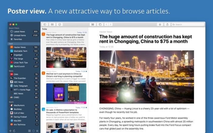 News Explorer Screenshot 03 12x8drn