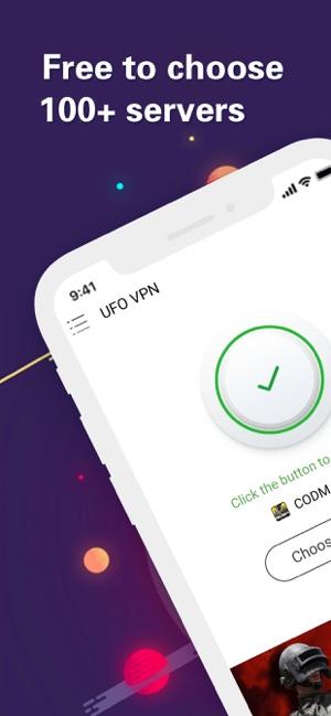 VPN - UFO VPN Screenshot