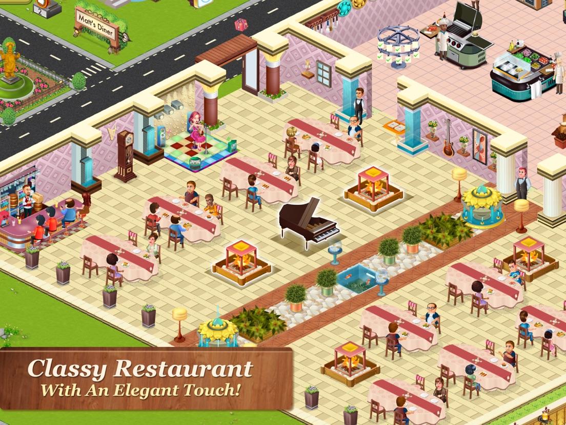 Star Chef™ : Cooking Game - App voor iPhone. iPad en iPod touch - AppWereld