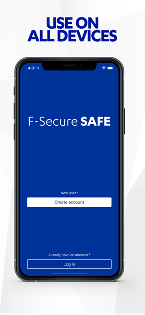‎F-Secure SAFE Screenshot