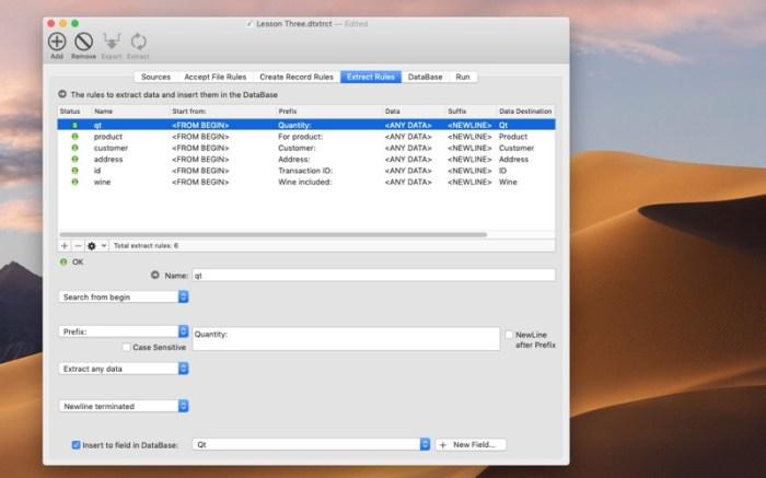 Data Extractor Screenshot 04 13at2wn