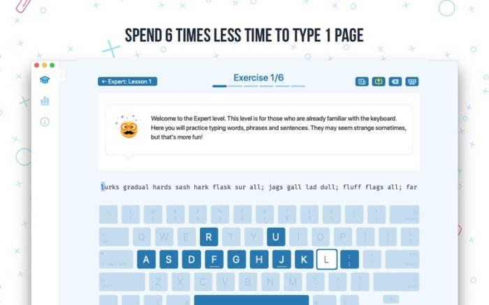 Master of Typing 3: Practice Screenshot 04 xg9vwn