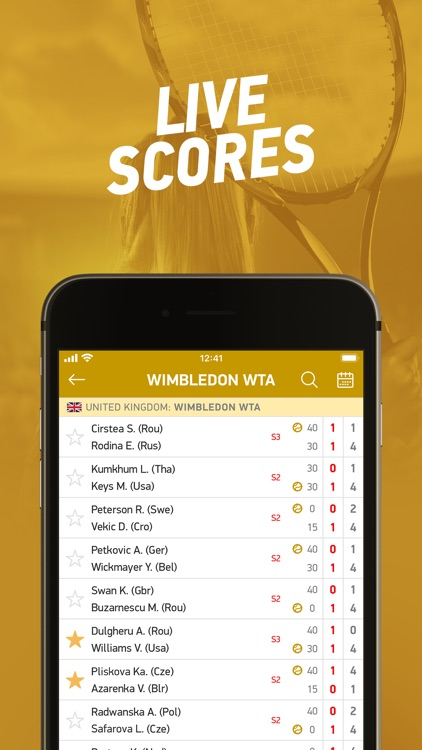 FlashScore - live scores by Livesport s.r.o.