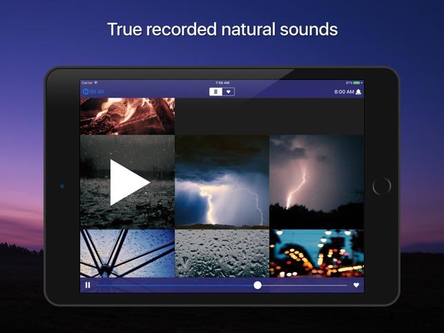 Sleep Sounds Screenshot