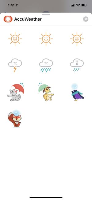 AccuWeather: Weather Tracker Screenshot