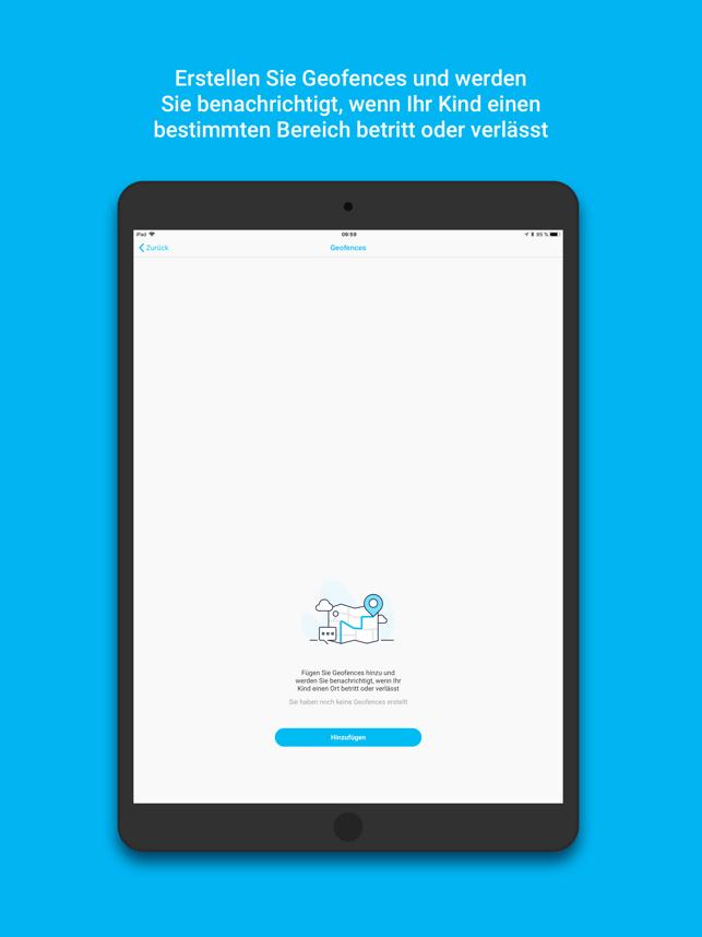 FamiSafe - Elternkontrolle Screenshot