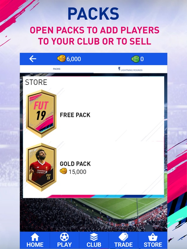 fut 19 draft and