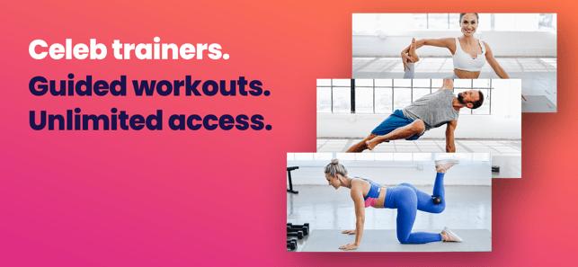 FitOn: Fitness Workout Plans Screenshot