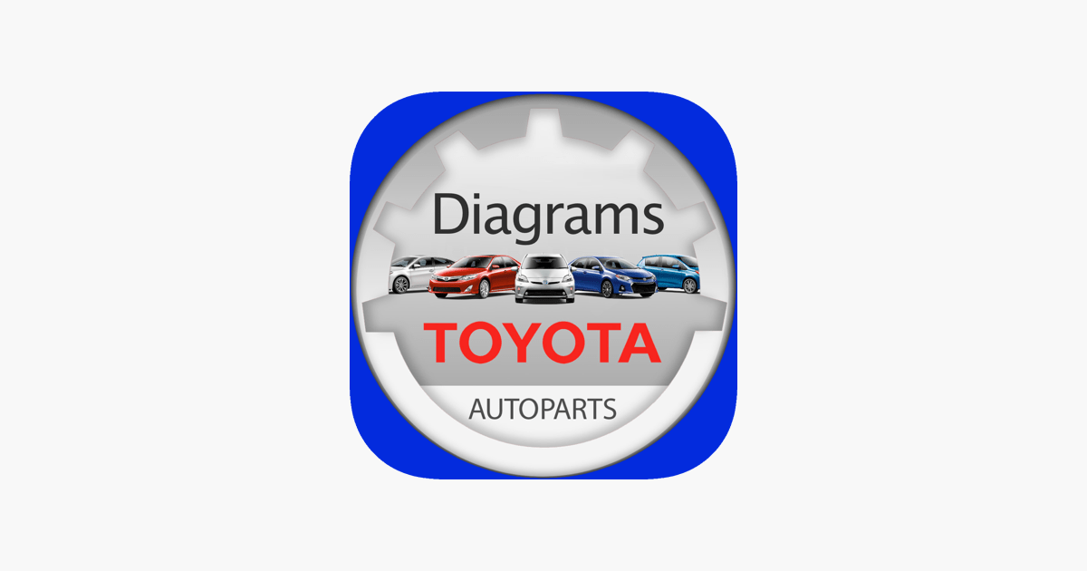 toyota fj40 wiring diagram electron dot of carbon parts vin on the app store