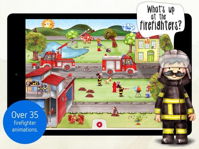 Brandweermannetjes Screenshot
