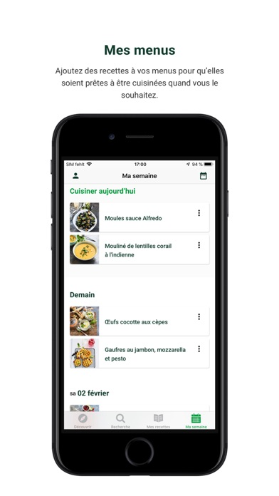 Thermomix® Cookidoo® 5.0.3 pour iOS, Android, Windows Phone