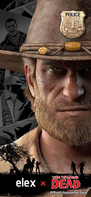 The Walking Dead: Survivors Screenshot