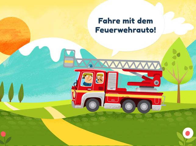Kleine Feuerwehr für Kinder Screenshot