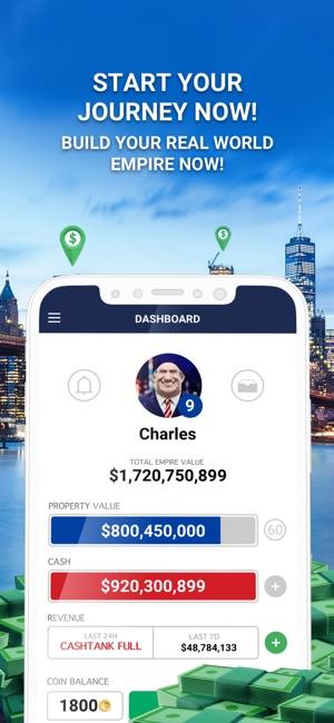 Landlord Real Estate Tycoon Screenshot