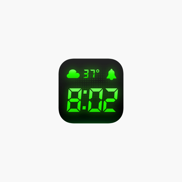 Alarm Clock Weather On The