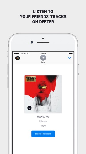 Deezer: Music & Podcast Player Screenshot