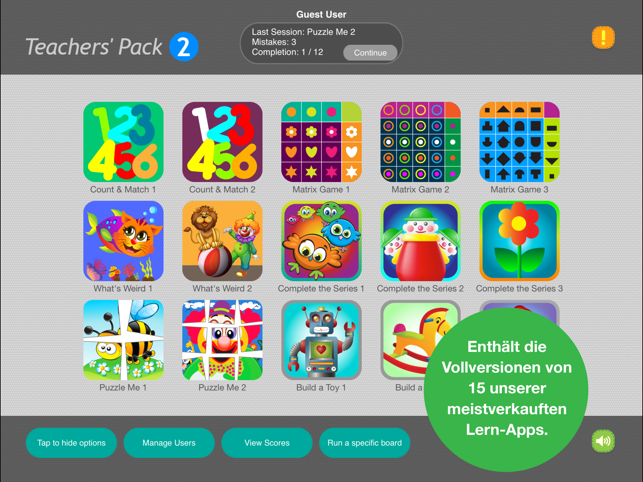 Teachers' Pack 2 Screenshot
