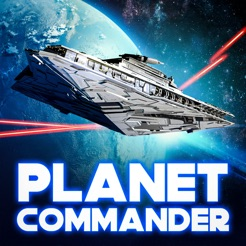 ‎Planet Commander: Space action