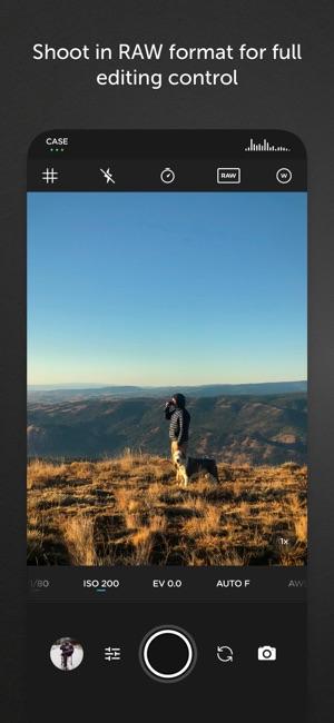 Moment - Pro Camera Screenshot