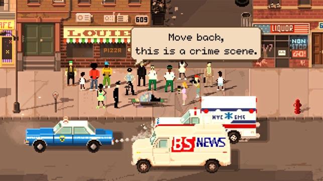 Beat Cop Screenshot