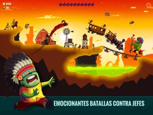 552x414bb - Dragon Hills 2, juego para iPhone de Zombies, explosiones y mucho más!