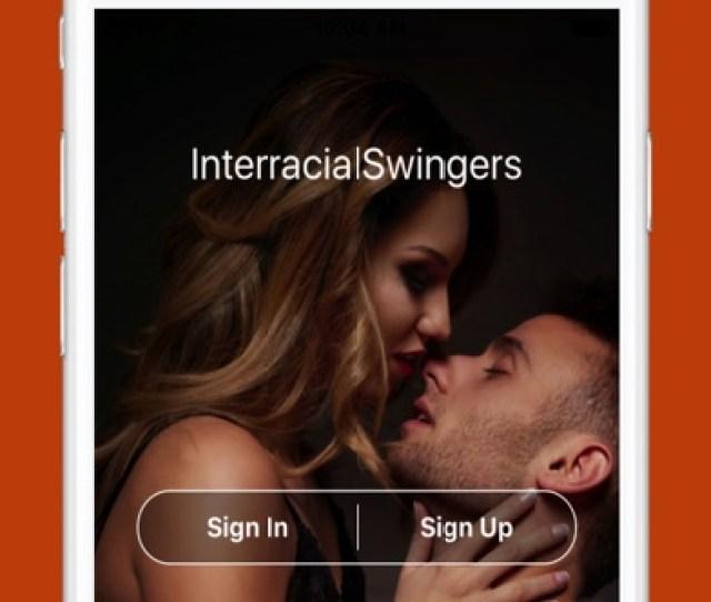 Screenshot 1 For Interracial Swingers Lifestyle