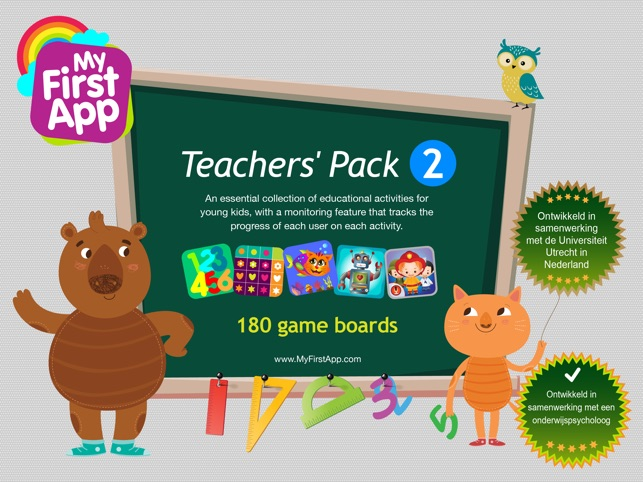 Teachers' Pack 2 Screenshot