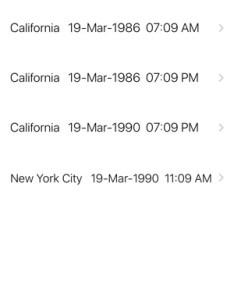 Screenshots also vedic chart horoscope kundli on the app store rh itunesle