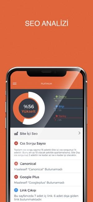 SEO Studio Screenshot