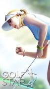 ゴルフスタースクリーンショット1