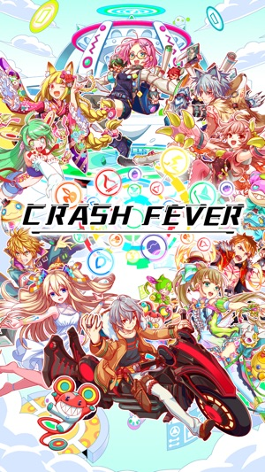 Crash Fever Screenshot