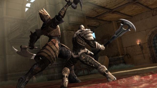 Infinity Blade II Screenshot