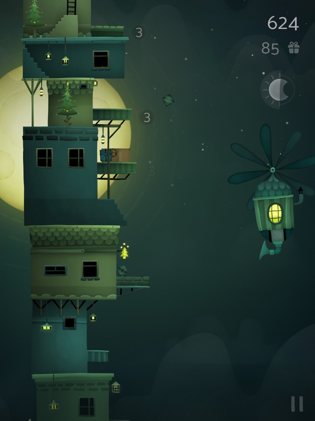 ‎Moonlight Express: Fortnight Screenshot