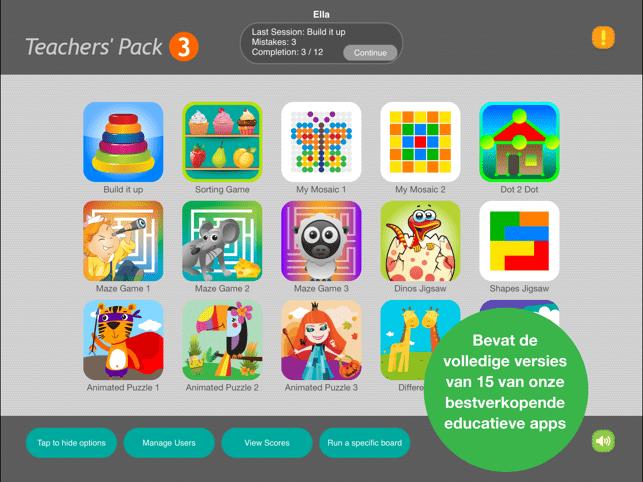 Teachers' Pack 3 Screenshot